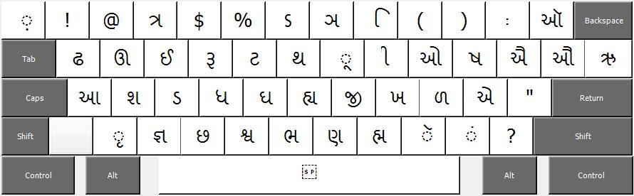 Saral gujarati font software download windows 10
