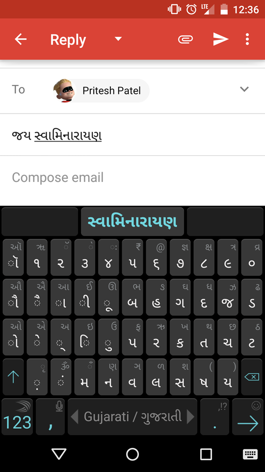 How to Add Gujarati and other Indic Fonts in Older Android Versions