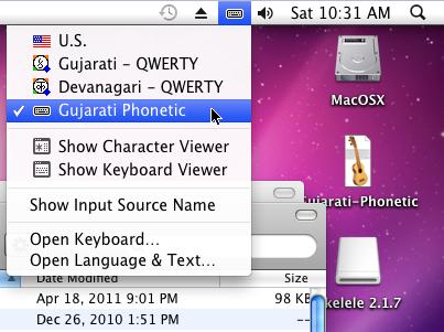 Mac Keyboard Mapping